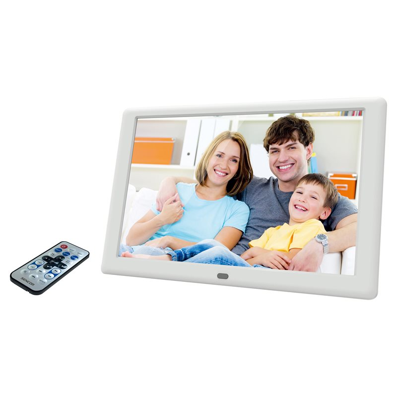 SDF 1062 W - Digital Photo Frame