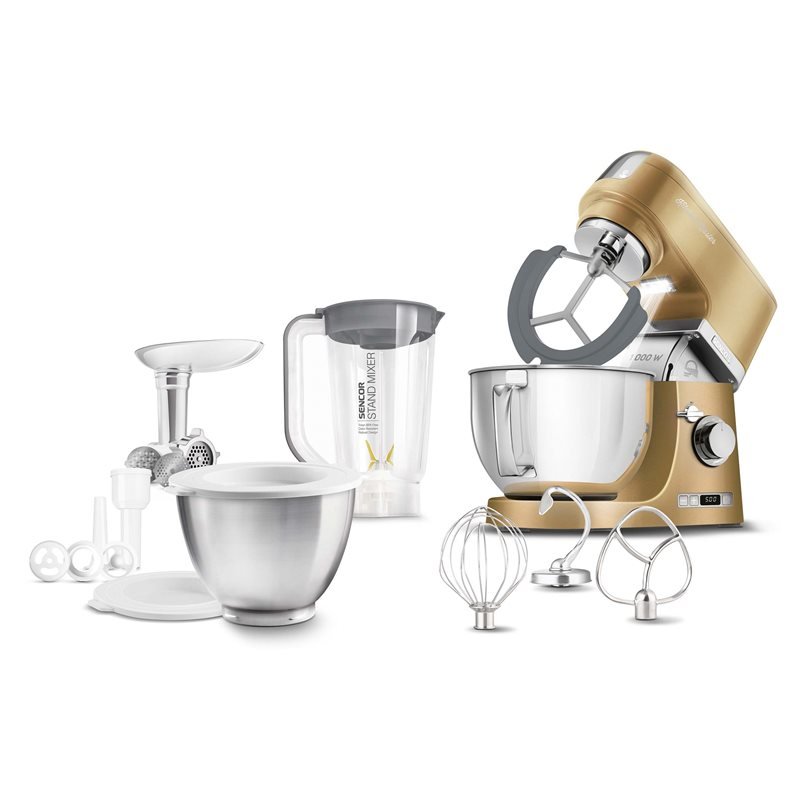 STM 7877CH - Stand mixer