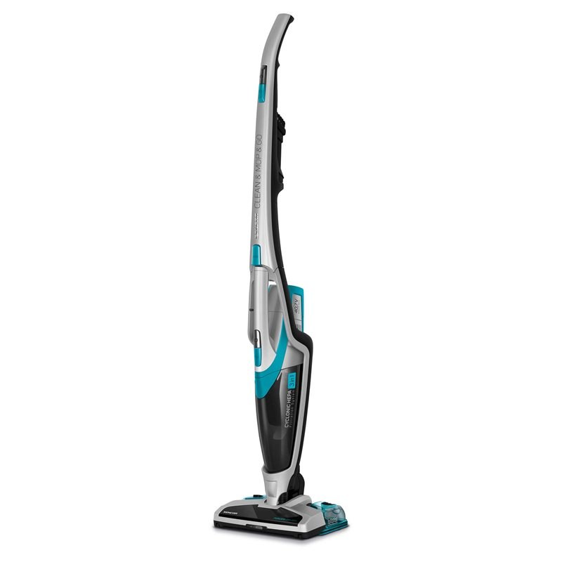 SVC 0740BL - Cordless Vacuum Cleaner 3 in 1 with Mop